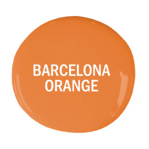 teinte barcelona orange
