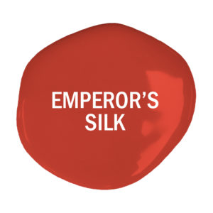 teinte Emperor's silk