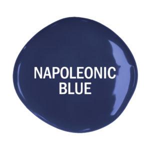 teinte napoleonic blue