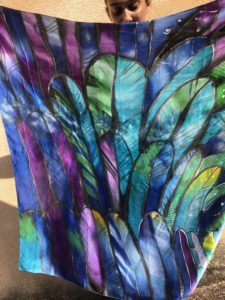 Batik Olga Astorg Zayakina
